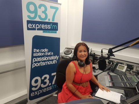 Interview on Express FM